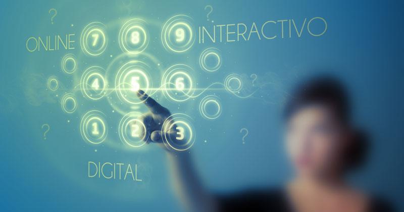 Interactivo / Digital / Online